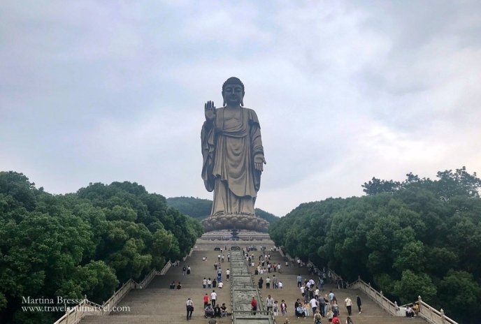 Budda di Lingshan Wuxi