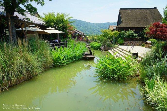 Taihu lake Jiangsu Cina