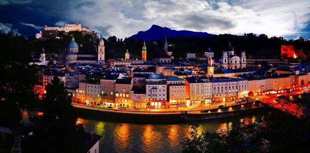 cosa vedere a salisburgo austria