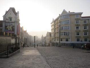 Downtown Qingdao