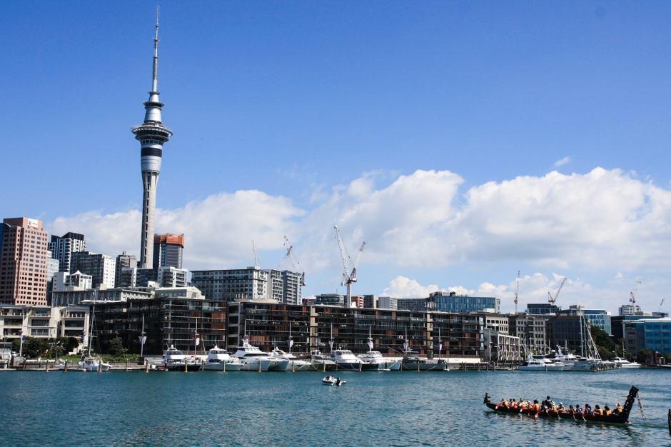skytower-auckland NZ