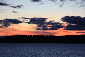 sunset-taupo-nouvelle-zelande