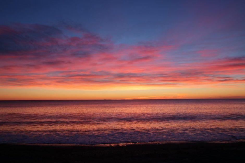 sunrise napier