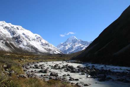 Mount Cook NZ