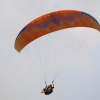 Tandem Paragliding at Kamshet, Maharastra | Travel And Trekking