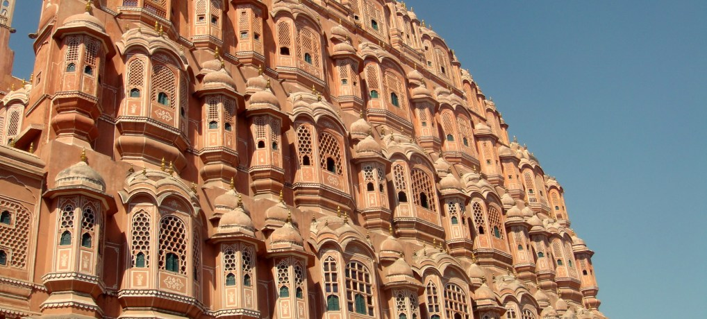 Hawa Mahal .. a sneak peek into Jaipur's royal past