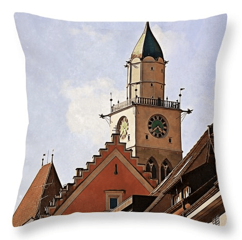Uberlingen pillow