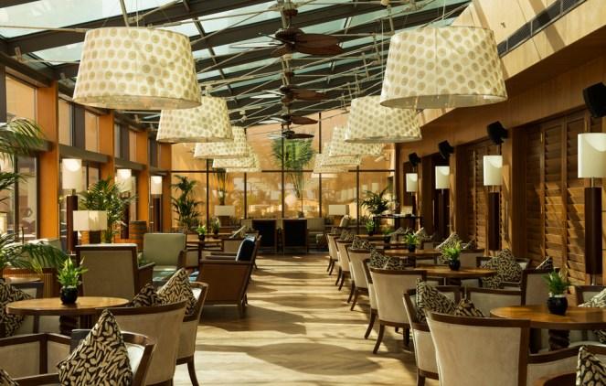 Plantation Lounge at Sofitel JBR, Dubai