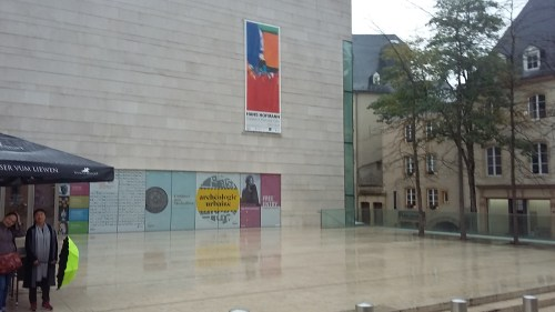 luxembourg theatre
