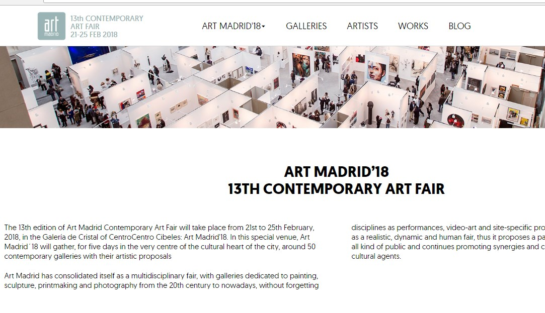 art madrid