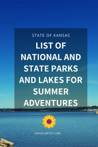 Kansas National and State Parks and Lakes Near You (2018) | Travel Artsy