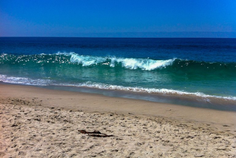 Southern California beaches map Archives | Travel Artsy