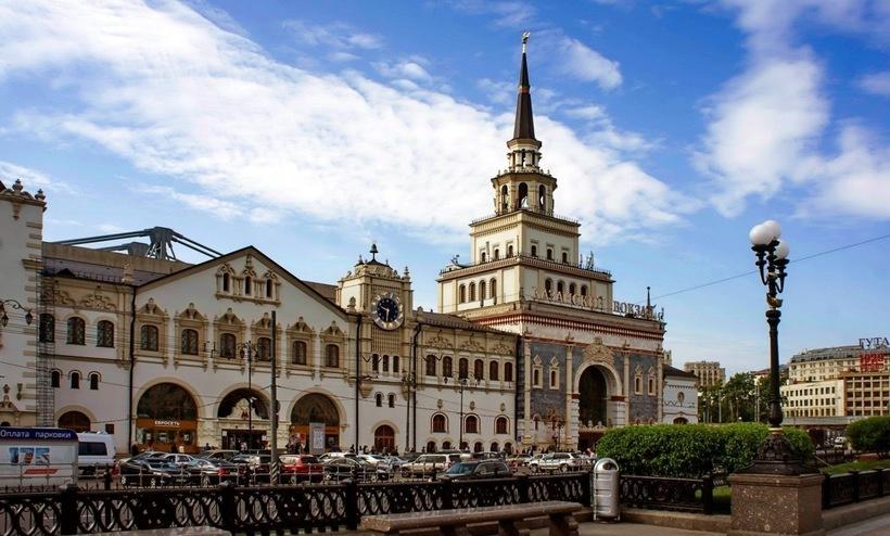 Ж/д билеты Краснодар — Москва от 1 582 руб, расписание поездов