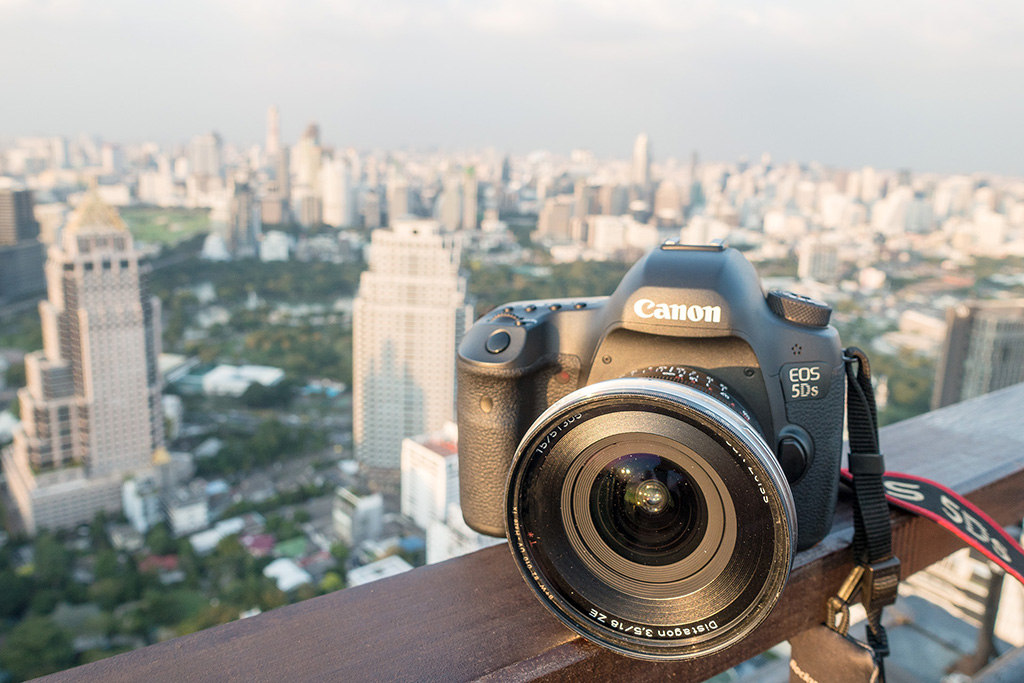 Travelationship's Photography Gear - Canon 5DS