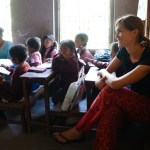 Volunteer Abroad by Kathryn and Mike Pisco