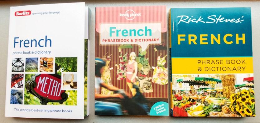 Pocket Language Guides