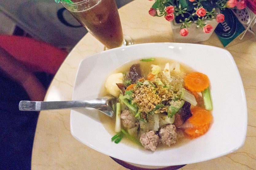 Naga Cafe Bangkok.