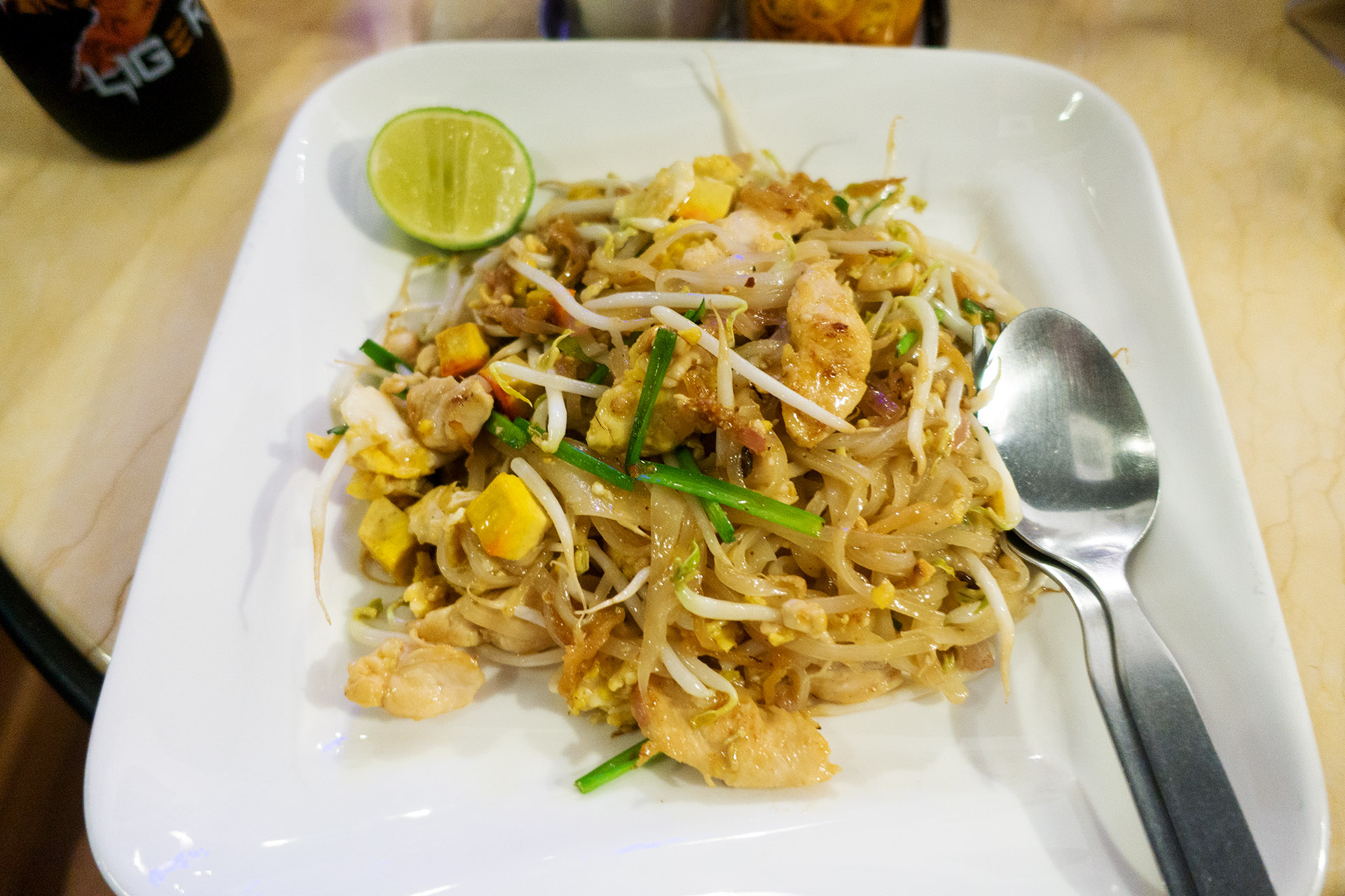 Matt's Pad Thai Kai.