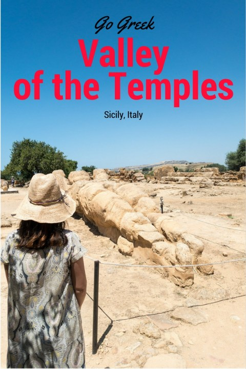 Go Greek at the Valley of the Temples in Sicily