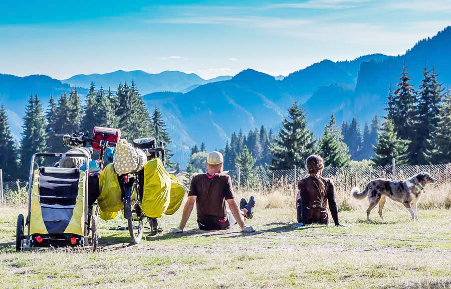 Long Haul Trekkers in Bulgaria