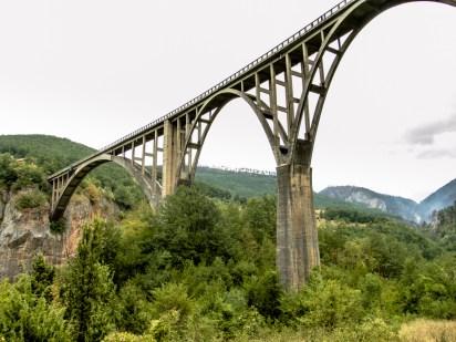 I słynny most :)