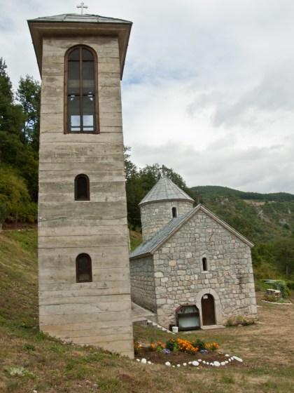 Tajemniczy budynek użyteczności sakralnej