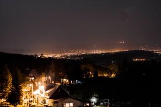...a tu Jelenia Góra z góry widziana :)