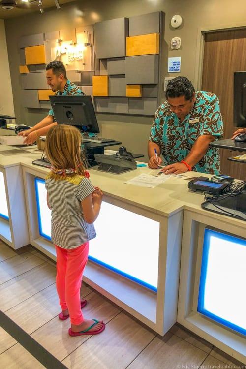 Holiday Inn Express Honolulu Airport