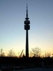 Olimpiaturm, Munchen, Germania