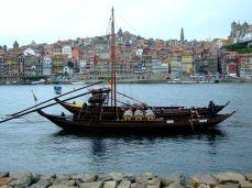 Porto şi vasele de pe Douro