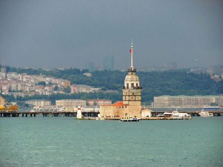 Turnul Fecioarei, Istanbul, Turcia