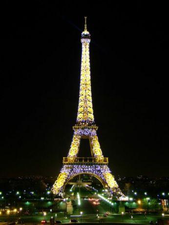 Tour Eiffel, Paris, Franţa