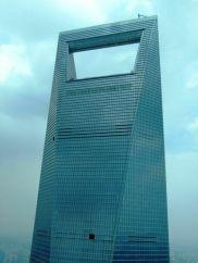 Shanghai World Financial Center, China