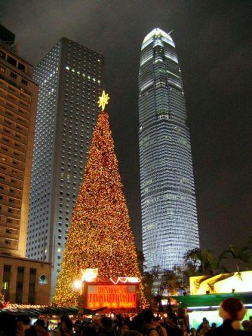 Amintiri din Hong Kong, de Crăciun