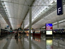 Aeroportul din Hong Kong