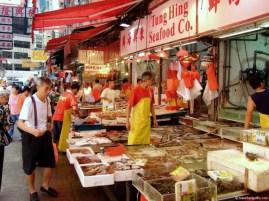 Piețe în Causeway Bay