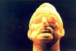 Decebal - sala Genezei