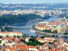 Praga. Un oraş de milioane (de beri)