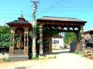 Poarta maramureşană, marca Bârsan