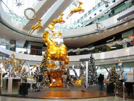 De Crăciun prin Hong Kong