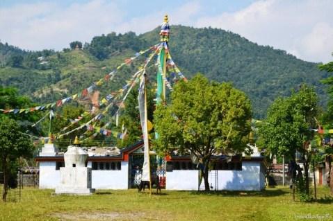 Tashi Ling, satul de refugiați tibetani