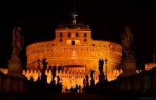 Roma - castelul Sant'Angelo