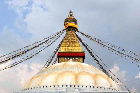 Stupa din Boudhanath