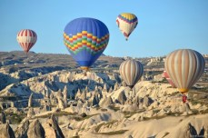 Aventură - zboruri cu balonul