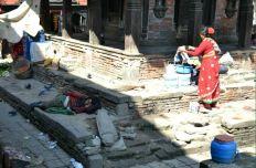 Diviziunea muncii în Nepal