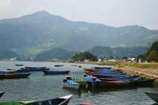 Lacul Phewa, Pokhara