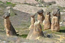 Geologie - Fairy Chimneys