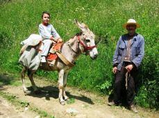O tură cu Măgărilă