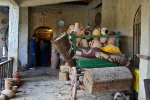 Avanos, în vizită la meșterii olari