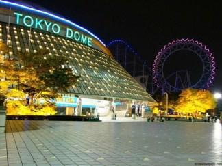 Tokyo Dome (東京ドーム Tōkyō Dōmu)